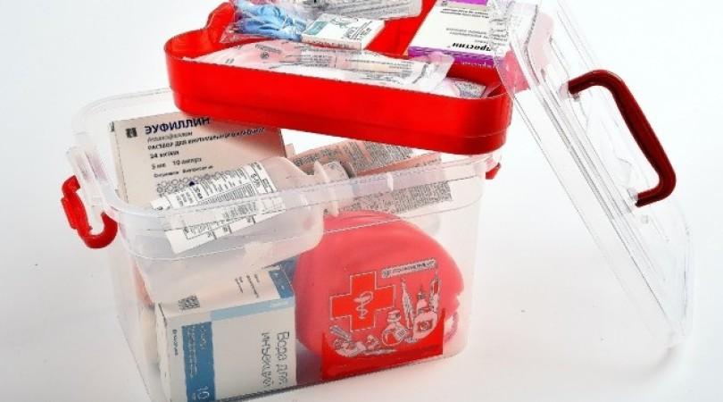 Противошоковая аптечка: состав по СанПиН