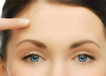 Аллергия на лбу: что делать, когда появились красные пятна и сыпь на коже