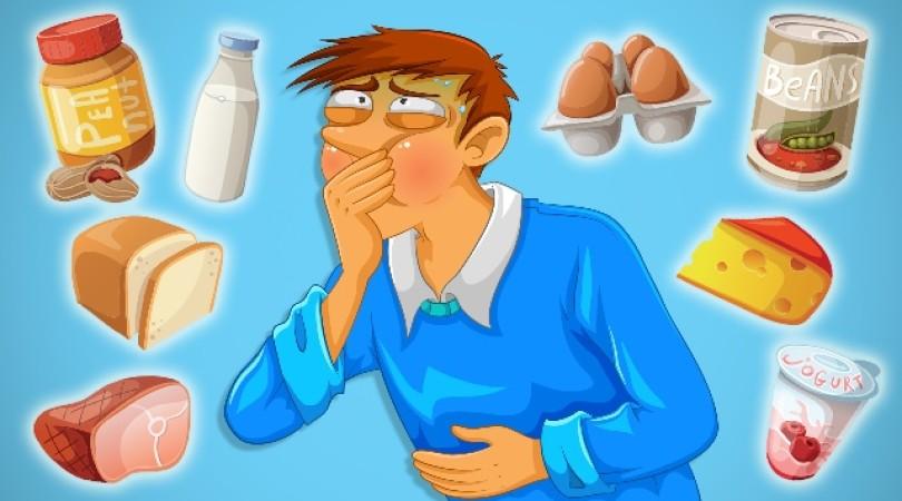 Пищевая аллергия: мифы и интересные факты о заболевании