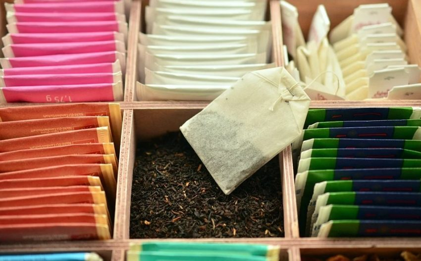 Чайные пакеты