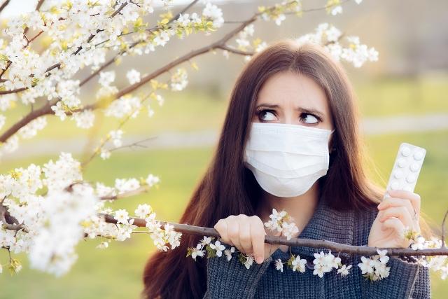 Таблетки от аллергии на пыльцу