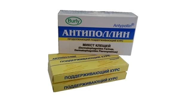 Антиполлин от клеща