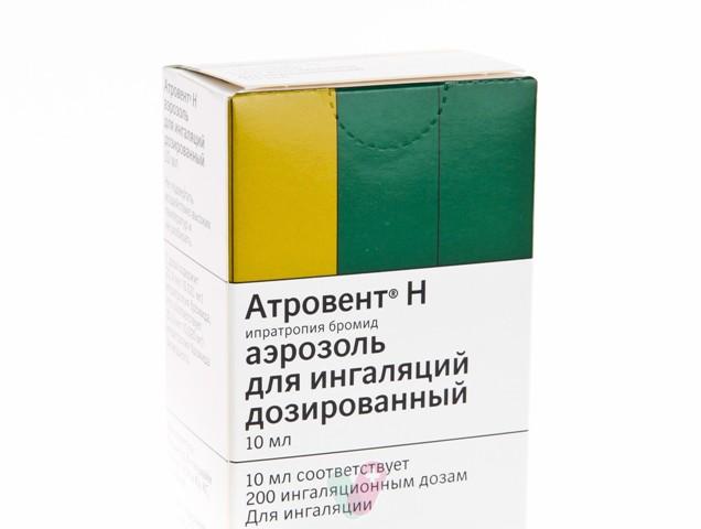 Спрей от аллергии при астме