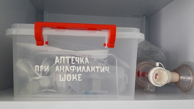 аптечка анти шок