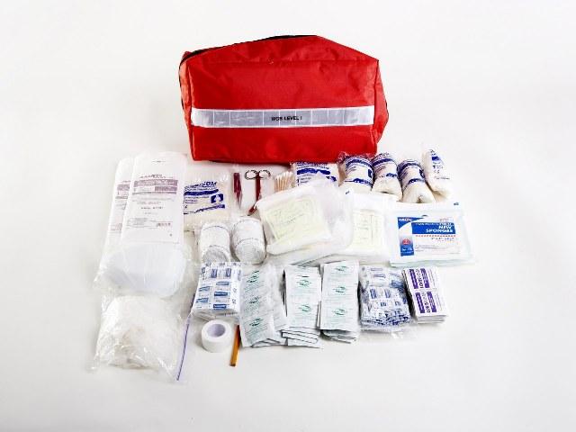 Дополнительные составляющие аптечки антишок
