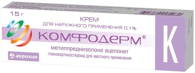 гормональная мазь при атопическом дерматите у детей
